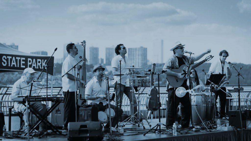 Sonido-Costeno-Latin-Band-Riverbank-State-Park-NYC-Salsa-Orchestra
