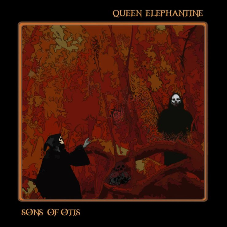Queen Elephantine_album_Mephistofeles