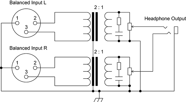 CM-HPX1 Headphone Volume Control