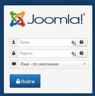 datovania zložka Joomla
