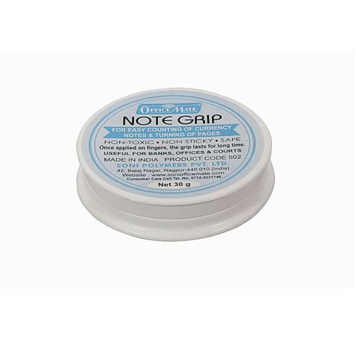 Soni Office Mate - Note Grip 10 g in Pack of 20 pcs 1