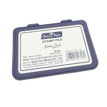 Soni Office Mate - Stamp Pads Small Size in Pack of 20pcs