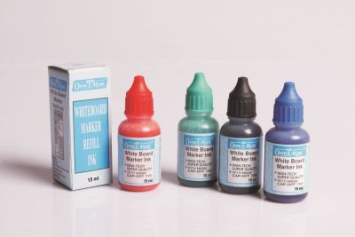 Soni Office Mate - Whiteboard marker Ink 15ml in Pack of 10 pcs 1