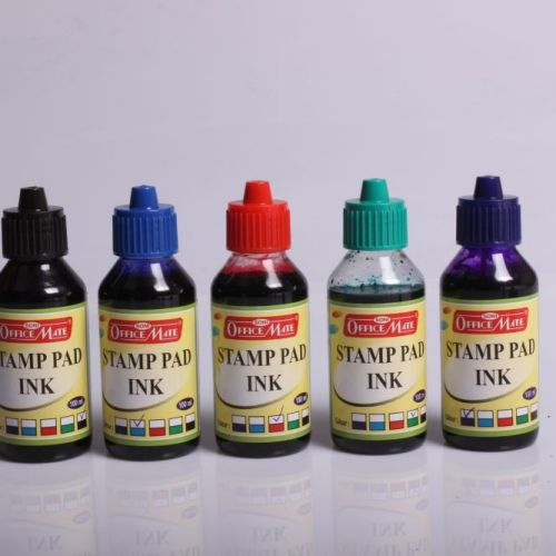 Soni Office Mate - Stamp Pad Refill Ink 100 ml
