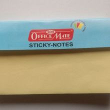 Soni Office Mate - Sticky Note Pads Pastel (76 x 100)