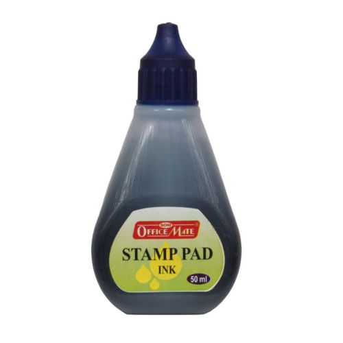Soni Office Mate - Stamp Pad Refill Ink 50 ml