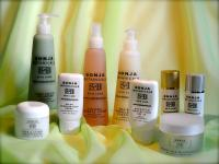 Combination Deluxe Sonja Botanicals Skin Care Products