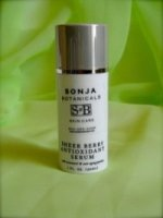 Sonja Botanicals Skin Care Sheer Berry Antioxidant Serum