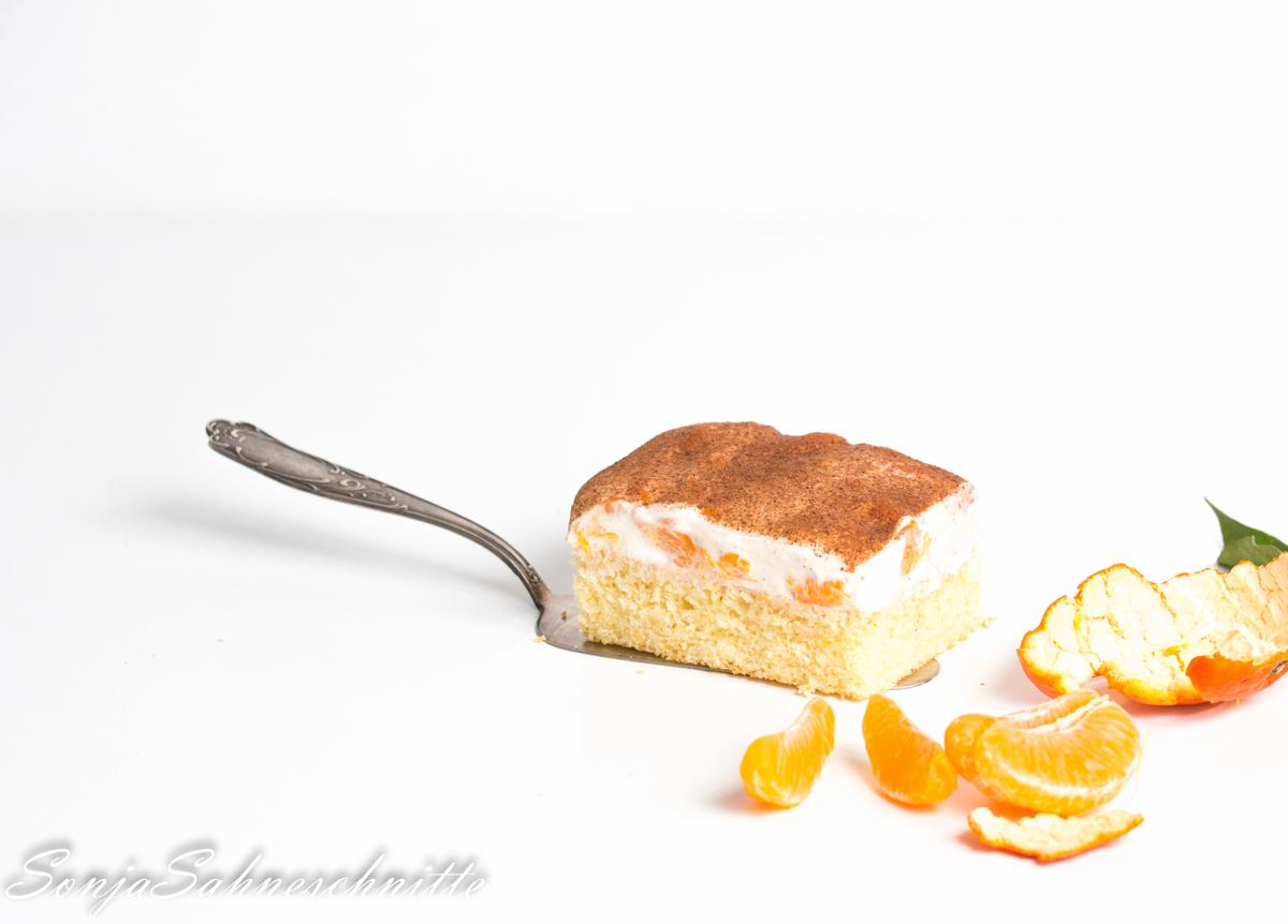 Fanta Mandarinen Schmand Kuchen Rezepttipp Fantaschnitten Mit