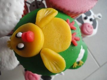 cake_kinderboerderij_kuiken