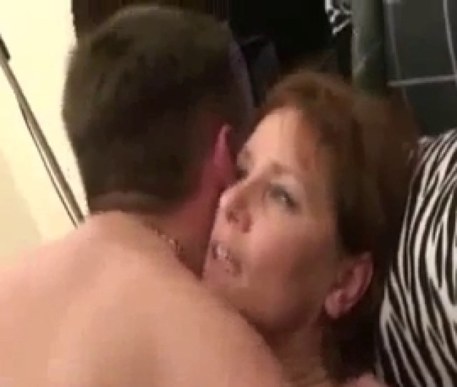 Hardcore Sex With My Angelic Mom In Missionary Pose