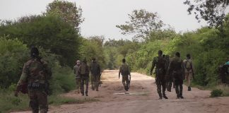 National Army kill number of Al-shabaab militants in South