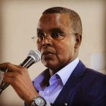 Mogadishu Mayor heads to Dhusamareb town