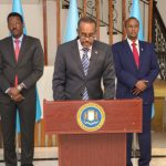Prime minister Roble announces Govt will hold elections