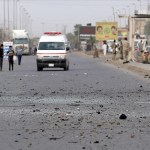 Iraq: At least 5 dead, 8 hurt in Baghdad suicide attack