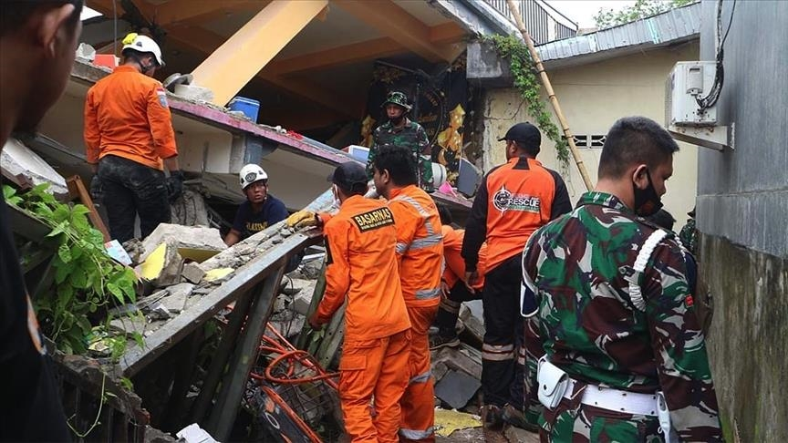 Death toll from earthquake in Indonesia climbs to 81