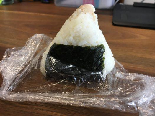 Sydney tuna mayonnaise onigiri