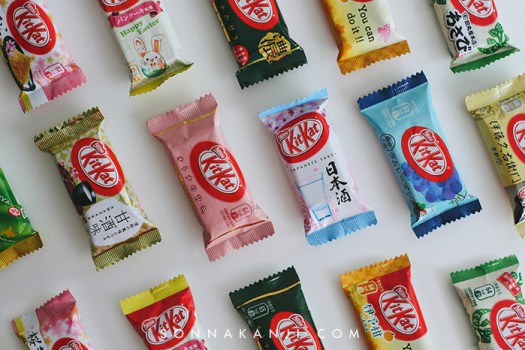 Kitkat Flavours Variant Photo