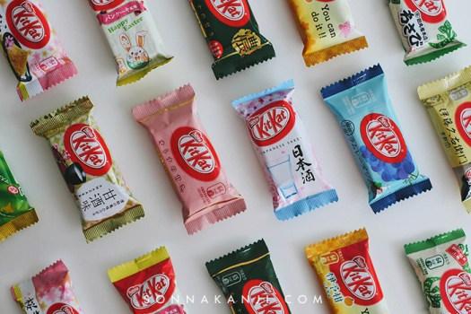 Kitkat Flavours Variant Photo