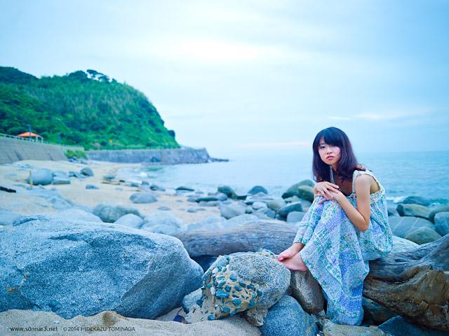 by富永秀和 Portrait
