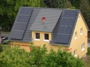 Sunpower in Waltershausen