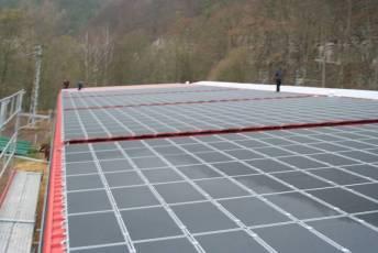 First Solar Dünnschicht in Thüringen
