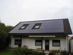 Sunpower in Hohenkirchen bei Ohrdruf