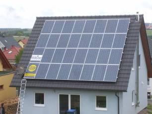 Photovoltaik in Erfurt/ Thüringen