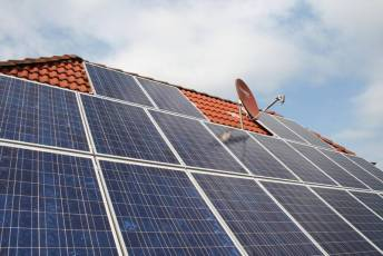 Solaranlage in Döllstädt/ Erfurt