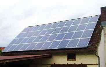 aleo Solar  in Pleinfeld / Bayern