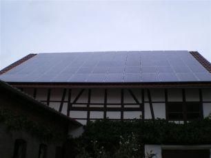 Solaranlage in Reichenbach