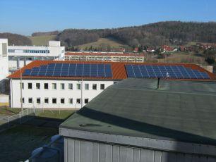 LG Solar in Seebach bei Eisenach