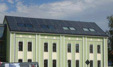 Sunpower in Thüringen-Leinefelde, Schöne Energie