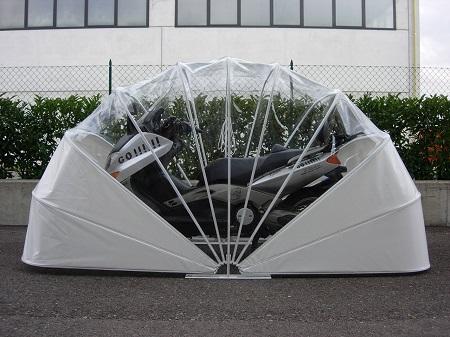 Faltgaragen bei M. Brauer GmbH