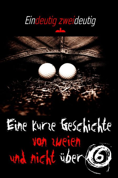 """E-Book Cover """"Eine kurze Geschichte von zweien und nicht über 6"""""""