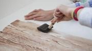 Kỹ thuật tạo vân giả gỗ của những người thợ