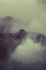 Island, hot spring, Qualm, danger, Snaefellsness, Iceland