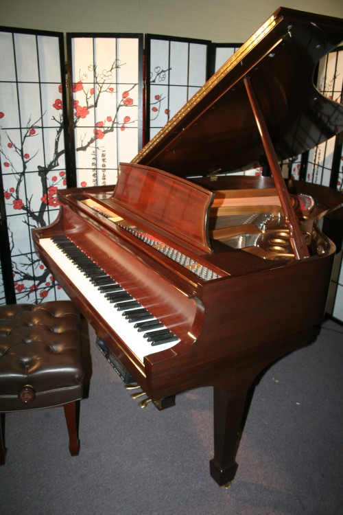 Steinway Grand Piano Model M 2003 (VIDEO) from the