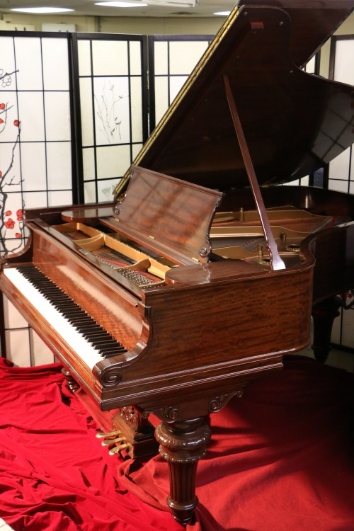 Art Case Steinway Grand Piano Model A 6'1