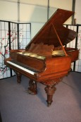 Victorian Steinway Grand Piano Model C Steinway Grand Piano 7'5' Rebuilt/Refinished $32,500.