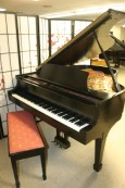 Steinway Model M 1981 Ebony Black Excellent Inside & Out (VIDEO) one owner $21K