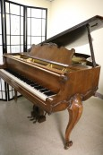 Art Case King Louis Style Hardman Baby Grand Piano $4500.