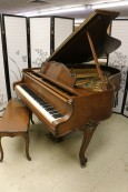 King Louis XV Style Steinway Model M Art Case 1952  Gorgeous Walnut $24,500.