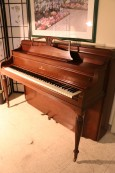 Steinway Upright Mahogany $5500 (VIDEO) Excellent Condition 42