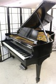 SPECIAL OF THE WEEK! $11,950 Ebony Gloss Steinway M 5'7