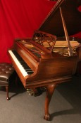 Art Case Steinway L Chippendale Style 1939 Fully Restored By Steinway Restoration Center NYC $25,500. 5'10.5