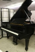 Steinway B Grand Piano $29,500 (VIDEO) Recent Partial Rebuild & Refinish Satin Ebony 1939