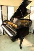King Louis XV Style Steinway Grand Piano Model  O 5'10.5