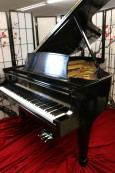 Steinway L Pre-owned, Lightly Used Ebony Steinway L 5'10.5 (VIDEO) Grand Piano 1945 $13,950.