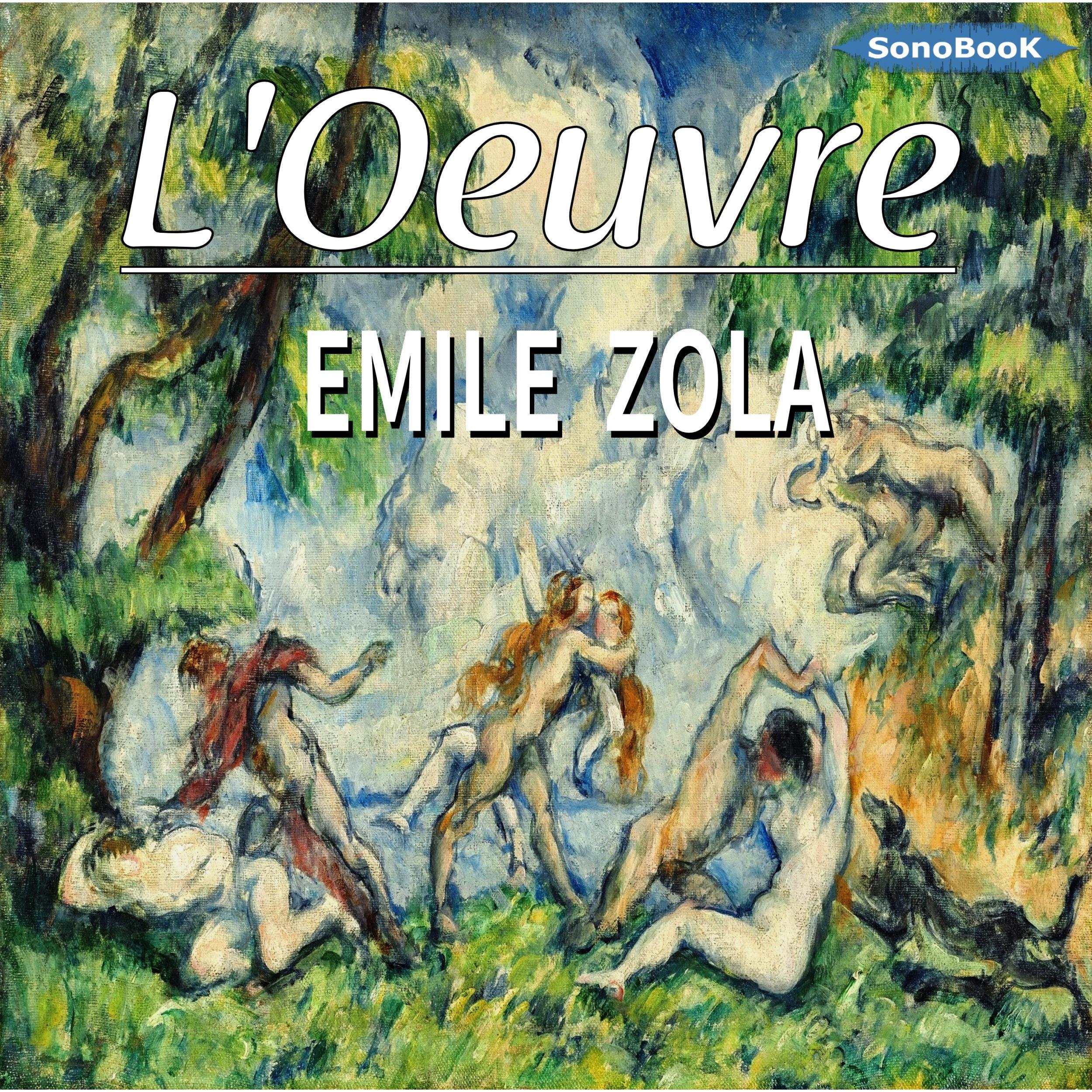L Oeuvre De Emile Zola Livre Audio Livres Audio Sonobook